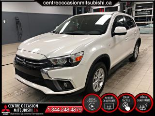 Used 2019 Mitsubishi RVR MODELE SE, BLANC for sale in Blainville, QC