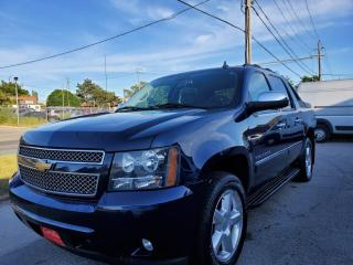 Used 2012 Chevrolet Avalanche LTZ LOADED & CERTIFIED! for sale in North York, ON