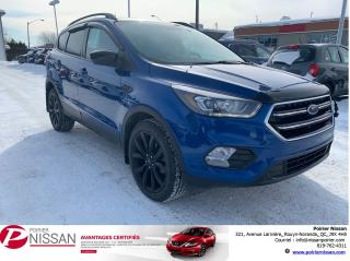 Used 2017 Ford Escape SE for sale in Rouyn-Noranda, QC