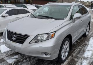 Used 2010 Lexus RX 350 Touring for sale in Hamilton, ON