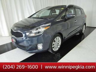 Used 2014 Kia Rondo EX *Seats 7, Leather, Backup Camera and More!* for sale in Winnipeg, MB