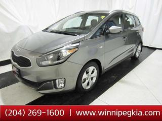 Used 2015 Kia Rondo LX *Seats 7, Parking Sensors, Heated Seats and More!* for sale in Winnipeg, MB