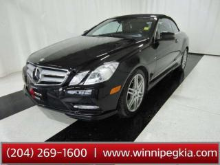 Used 2012 Mercedes-Benz E-Class E 550 *Loaded Convertible!* for sale in Winnipeg, MB