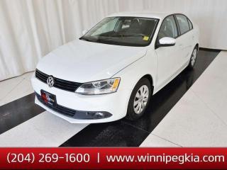 Used 2014 Volkswagen Jetta Sedan Trendline+ *Cruise*Htd Seats* for sale in Winnipeg, MB