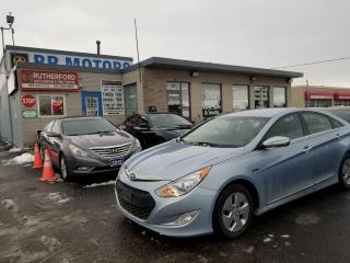 Used 2011 Hyundai Sonata HEV for sale in Brampton, ON