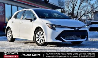 Used 2019 Toyota Corolla Hatchback S GROUPE ÉLECTRIQUE for sale in Pointe-Claire, QC