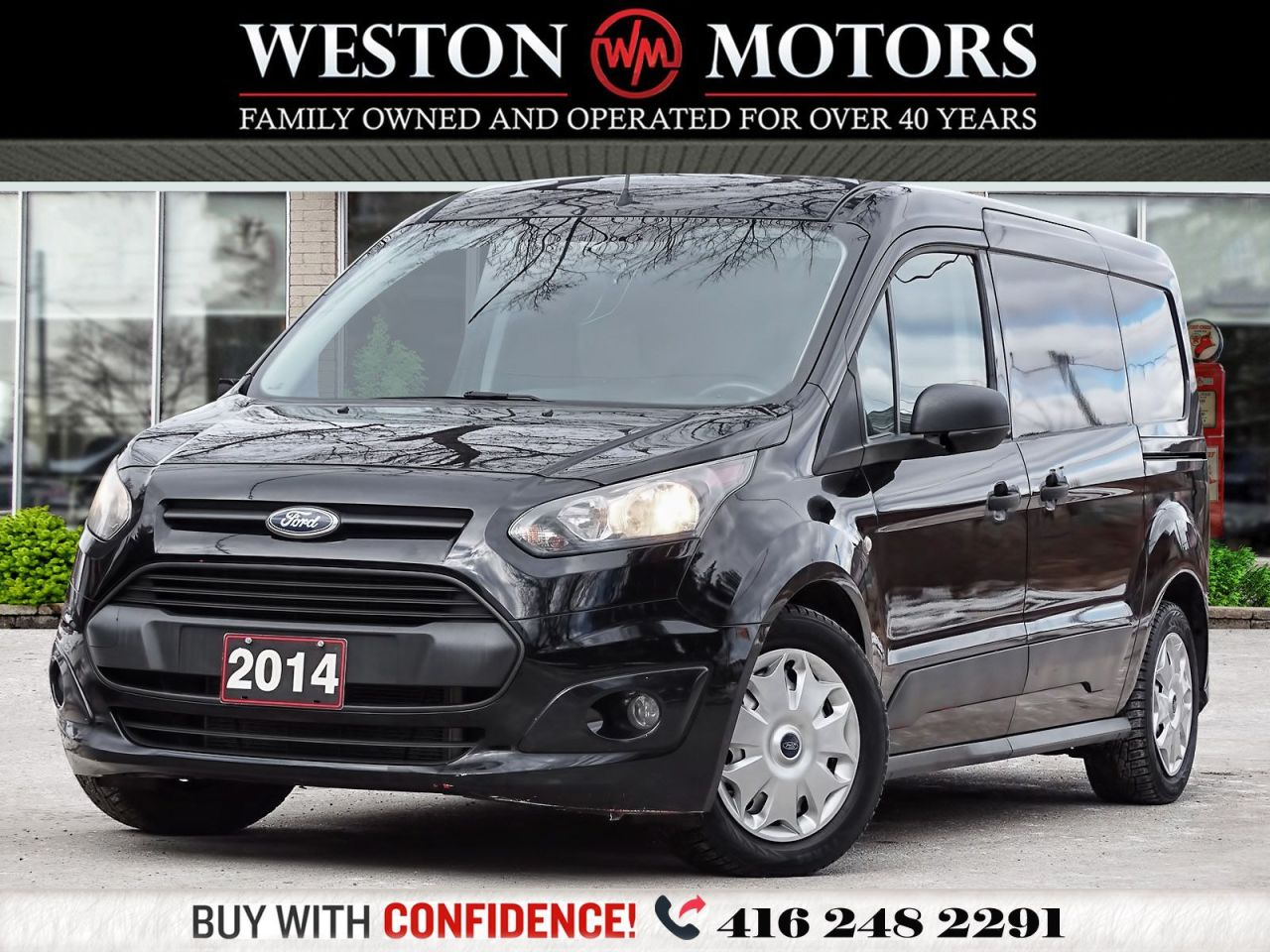 2014 Ford Transit Connect XLT*TOOL BOX*REV CAM*PICTURES COMING SOON!!*