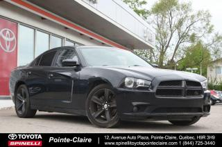 Used 2014 Dodge Charger RT 100TH ANNIVERSARY BAS KM! TRÈS RARE! for sale in Pointe-Claire, QC