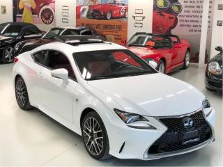 Used 2016 Lexus RC 350 F-Sport 2 for sale in Paris, ON