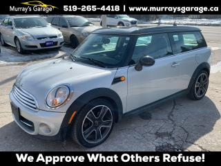 Used 2011 MINI Cooper Clubman for sale in Guelph, ON