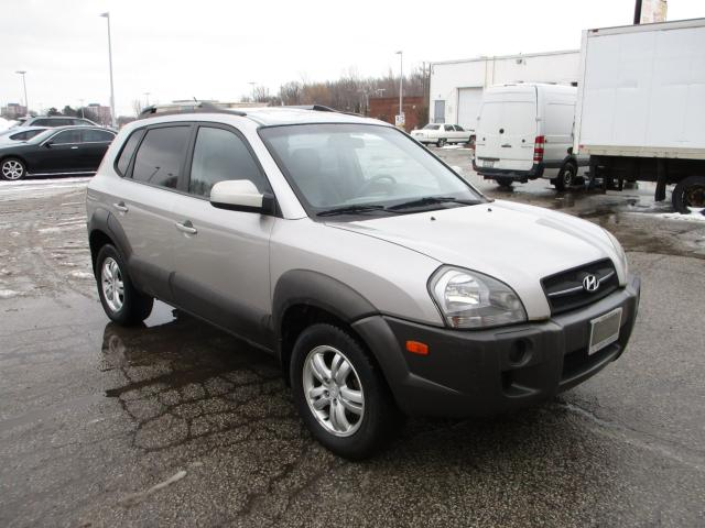2006 Hyundai Tucson GL ~ LEATHER ~ SAFETY INCLUDED