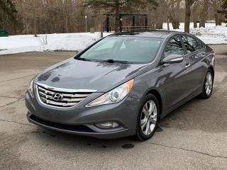 Used 2012 Hyundai Sonata 4dr Sdn 2.4L Auto Limited W/Navi for sale in Guelph, ON