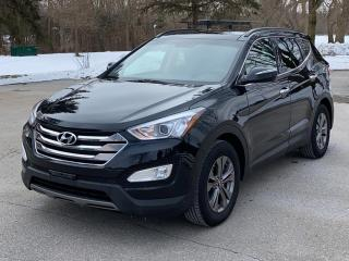 Used 2014 Hyundai Santa Fe Sport AWD 4dr 2.4L Luxury for sale in Guelph, ON