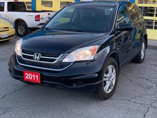 Used 2011 Honda CR-V 4WD 5dr EX-L for sale in Guelph, ON