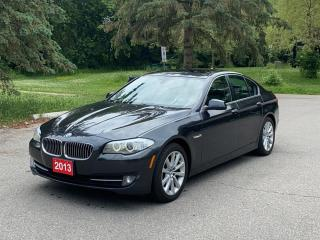 Used 2013 BMW 5 Series 4dr Sdn 528i xDrive AWD for sale in Guelph, ON
