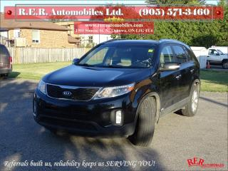 Used 2015 Kia Sorento for sale in Oshawa, ON