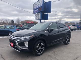 Used 2020 Mitsubishi Eclipse Cross SE for sale in Brantford, ON