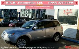 Used 2012 Subaru Forester X Limited for sale in Oshawa, ON