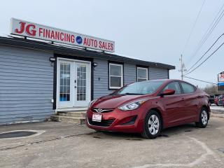 Used 2016 Hyundai Elantra L for sale in Millbrook, NS