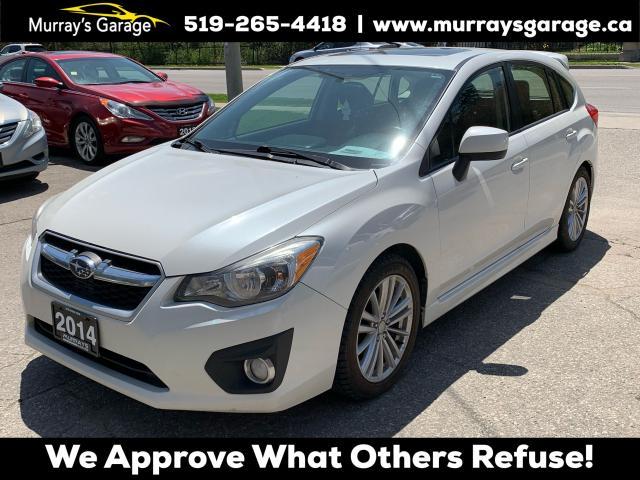 2014 Subaru Impreza Premium  Plus 5-Door+S/R