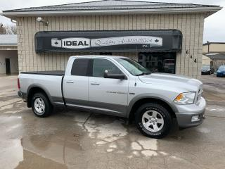 Used 2011 RAM 1500 SLT for sale in Mount Brydges, ON