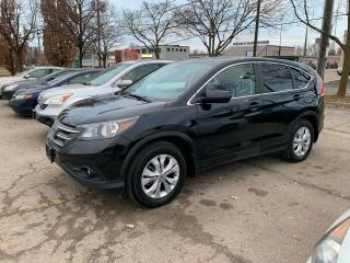 Used 2012 Honda CR-V EX-L for sale in Toronto, ON