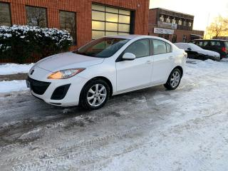Used 2011 Mazda MAZDA3 GX for sale in Toronto, ON