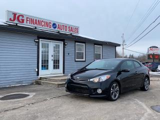 Used 2014 Kia Forte EX for sale in Millbrook, NS