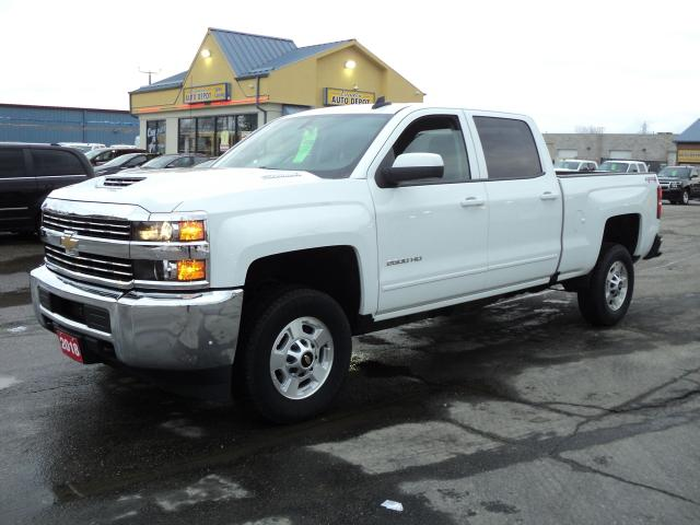 2018 Chevrolet Silverado 2500 LT CrewCab 4X4 6.6L Diesel 6.5ft Box BackUpCam