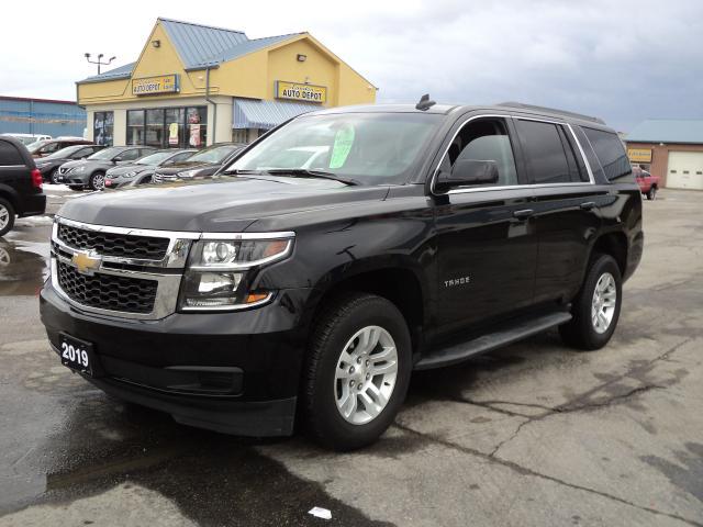 2019 Chevrolet Tahoe 1500 LS 4X4 5.3L RemoteStart BackUpCam 8 Passenger