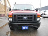 2013 Ford E-250 CARGO 5.4L Loaded Rack Divider Shelving 109,000KMs