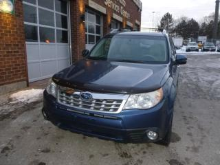 Used 2012 Subaru Forester X Limited for sale in Weston, ON