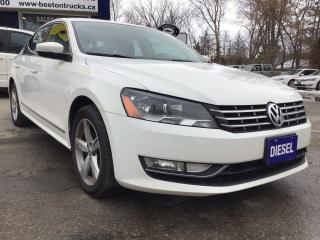 Used 2013 Volkswagen Passat COMFORTLINE for sale in Beeton, ON
