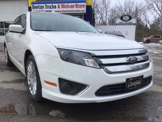 Used 2012 Ford Fusion HYBRID for sale in Beeton, ON