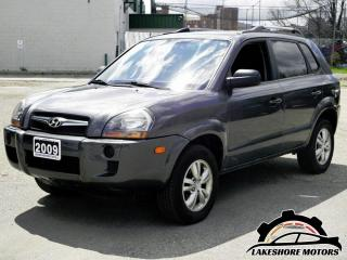 Used 2009 Hyundai Tucson GL || CERTIFIED || for sale in Waterloo, ON