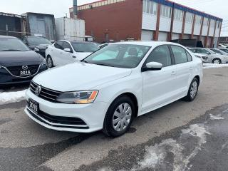 Used 2016 Volkswagen Jetta Trendline for sale in Brampton, ON