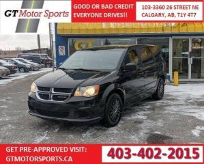 Used 2014 Dodge Grand Caravan SE for sale in Calgary, AB