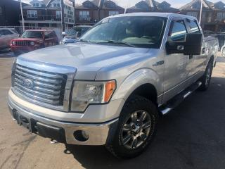 Used 2010 Ford F-150 XLT XTR for sale in Hamilton, ON