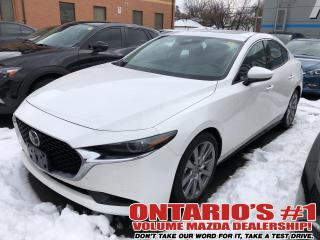 Used 2019 Mazda MAZDA3 NAV,SUNROOF,LEATHER SEATING !!! for sale in Toronto, ON