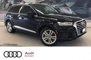 Used 2018 Audi Q7 3.0T Technik + S-Line | Driver Assist | 360 Cam for sale in Whitby, ON