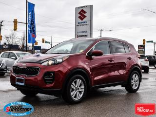 Used 2019 Kia Sportage LX AWD ~Heated Seats ~Backup Cam ~Bluetooth for sale in Barrie, ON