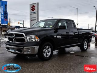 Used 2017 RAM 1500 ST Quad Cab 4x4 ~5.7 HEMI ~Fog Lamps ~Alloy Wheels for sale in Barrie, ON