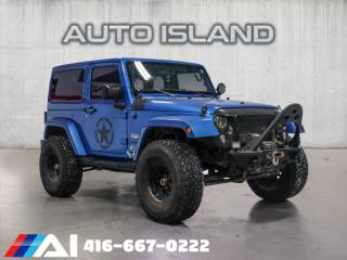 Used 2015 Jeep Wrangler 4WD 2dr for sale in North York, ON