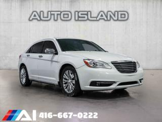 Used 2014 Chrysler 200 4dr Sdn Limited for sale in North York, ON