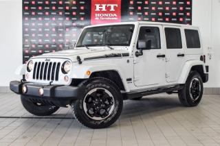 Used 2014 Jeep Wrangler Sahara Achat en ligne for sale in Terrebonne, QC