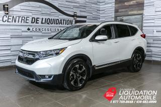 Used 2017 Honda CR-V TOURING+LUETOOTH+TOIT+JANTES for sale in Laval, QC