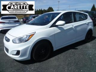 Used 2015 Hyundai Accent for sale in East broughton, QC