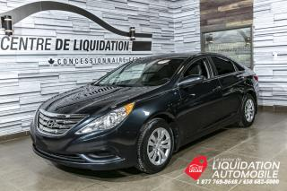 Used 2012 Hyundai Sonata GL+BLUETOOTH for sale in Laval, QC