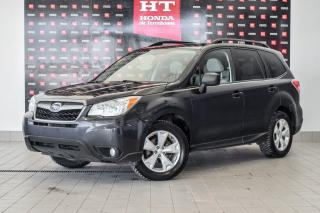 Used 2014 Subaru Forester 2.5 limited Financement sur Place !!! for sale in Terrebonne, QC