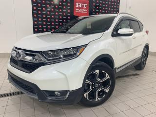 Used 2017 Honda CR-V Touring for sale in Terrebonne, QC